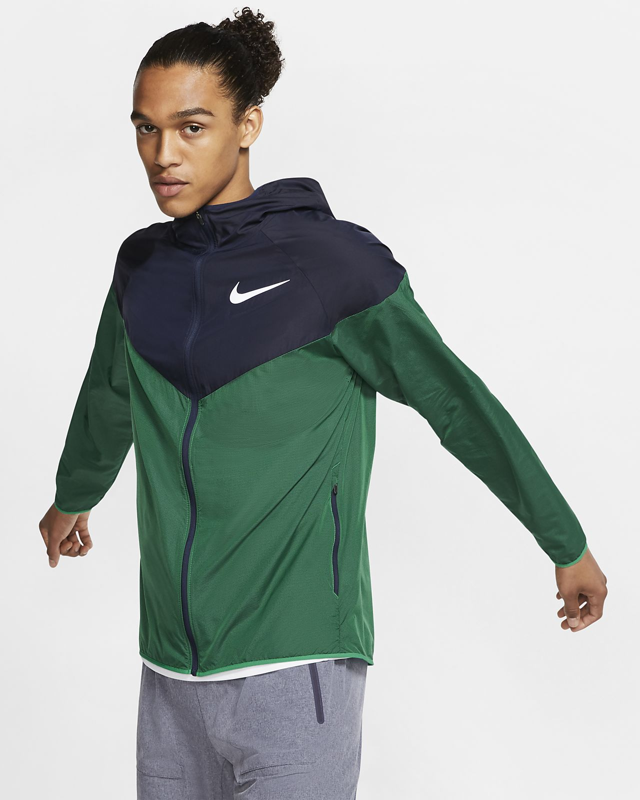 6af93c9da Nike Windrunner Men's Running Jacket. Nike.com