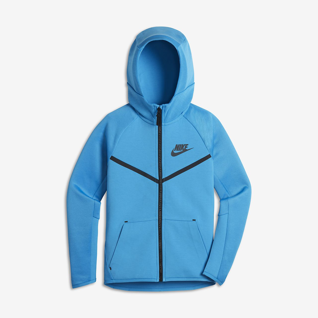 052cfc4cb562 Nike Sportswear Tech Fleece Windrunner Older Kids  (Boys ) Hoodie ...