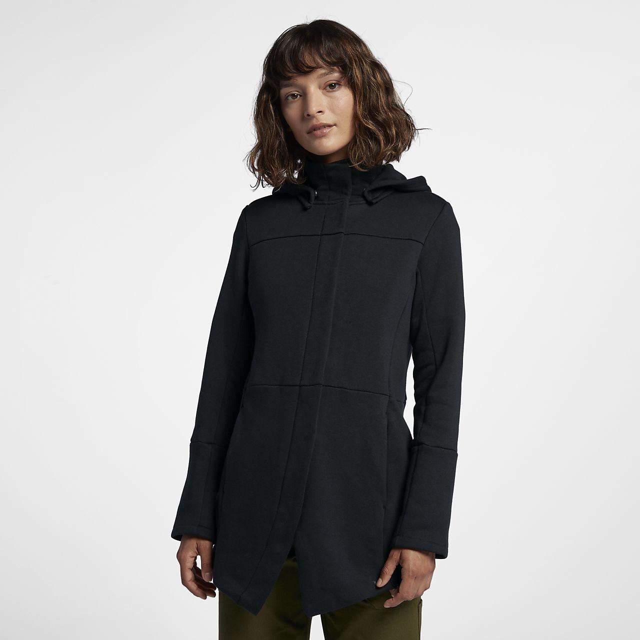 Dámská bunda Hurley Winchester Full-Zip Fleece. Nike.com CZ 5afdd19a09