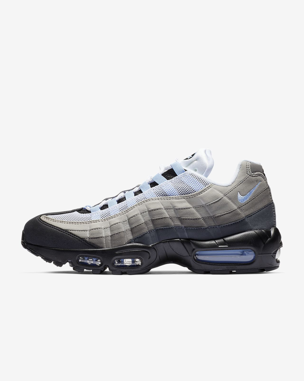 timeless design 78aba b5778 ... Chaussure Nike Air Max 95 pour Homme