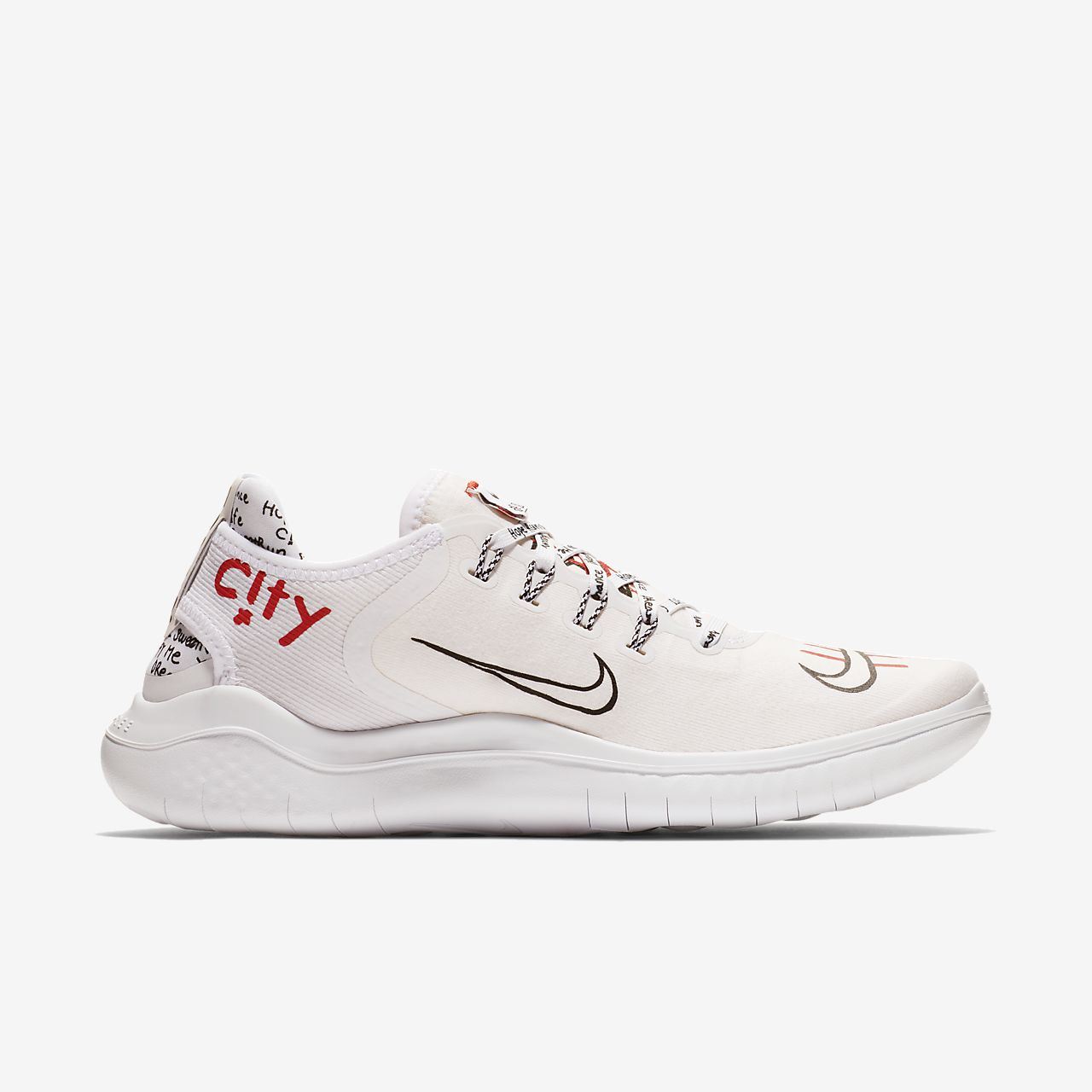 1cb88c0804088 Nike x Novo Free RN 2018 T-Shirt for Your Feet 女子跑步鞋耐克官网中国