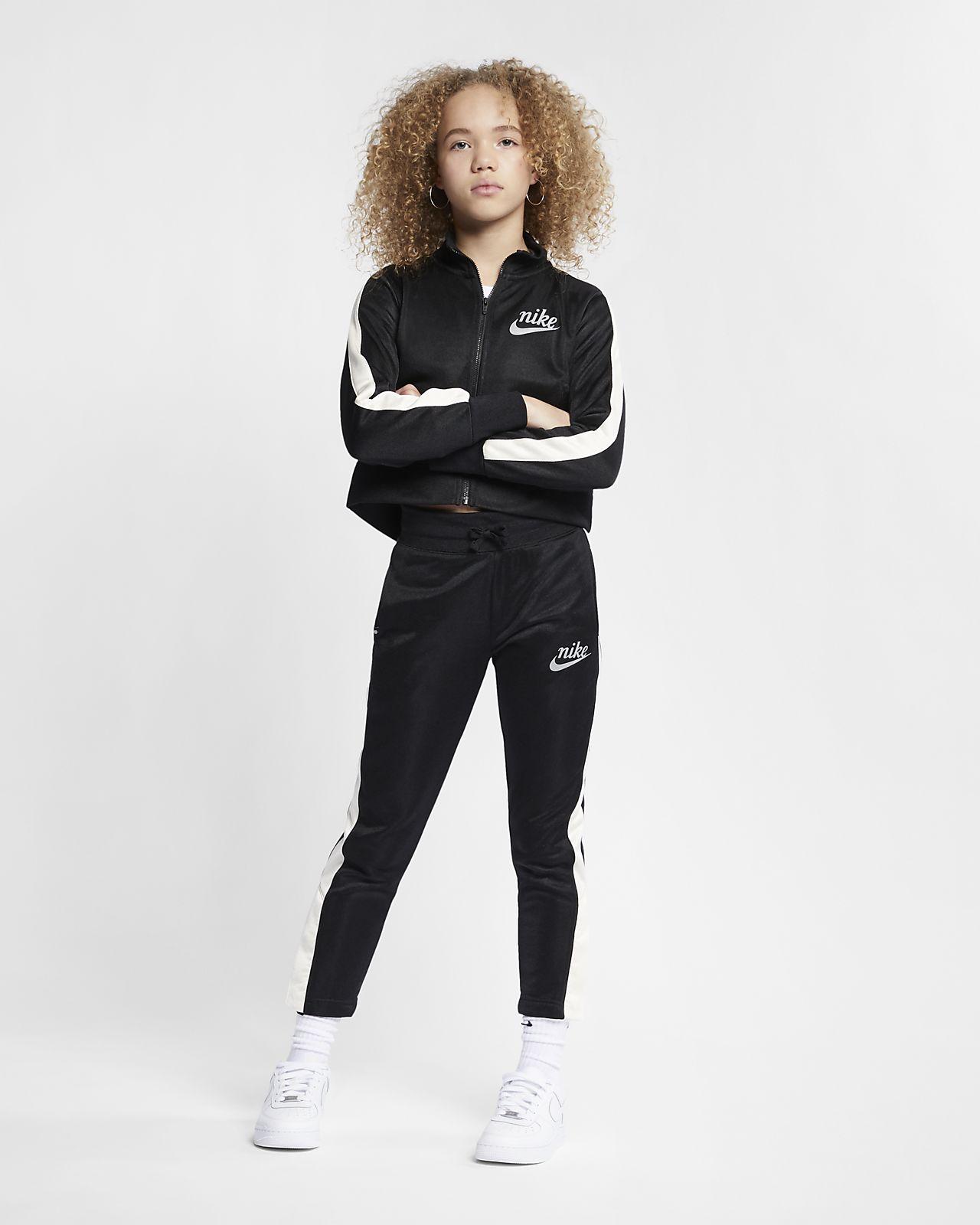 Jacka Nike Sportswear för ungdom (tjejer)