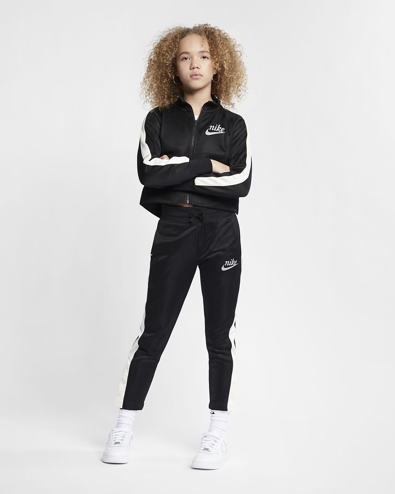 Nike Sportswear Older Kids' (Girls') Jacket