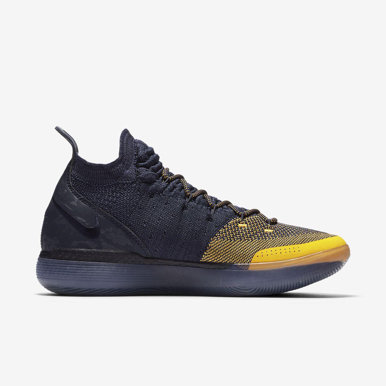 fd2ce0023df4 Nike Zoom KD11 Basketball Shoe. Nike.com GB