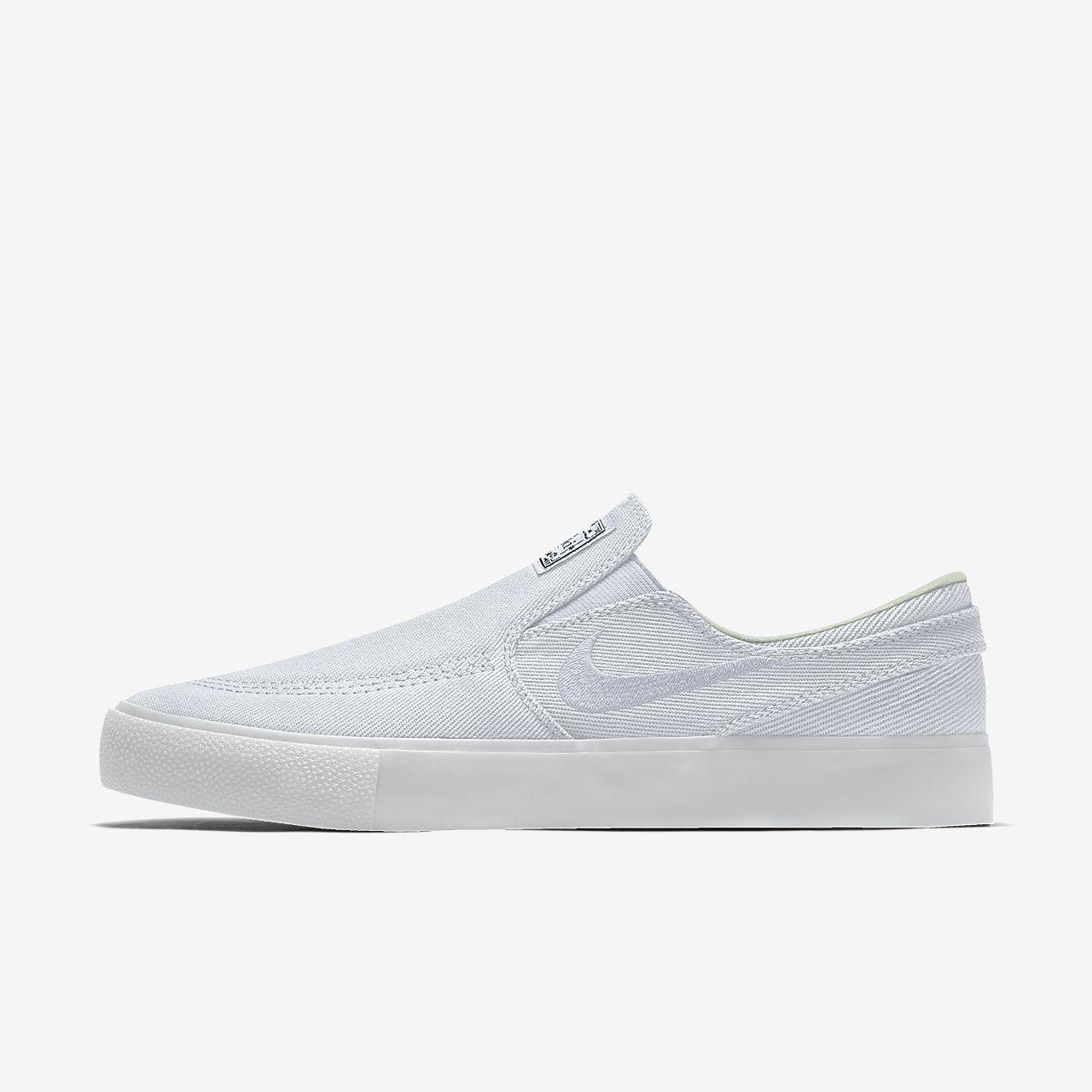 Skateboardová bota Nike SB Zoom Stefan Janoski Slip RM By You upravená podle tebe