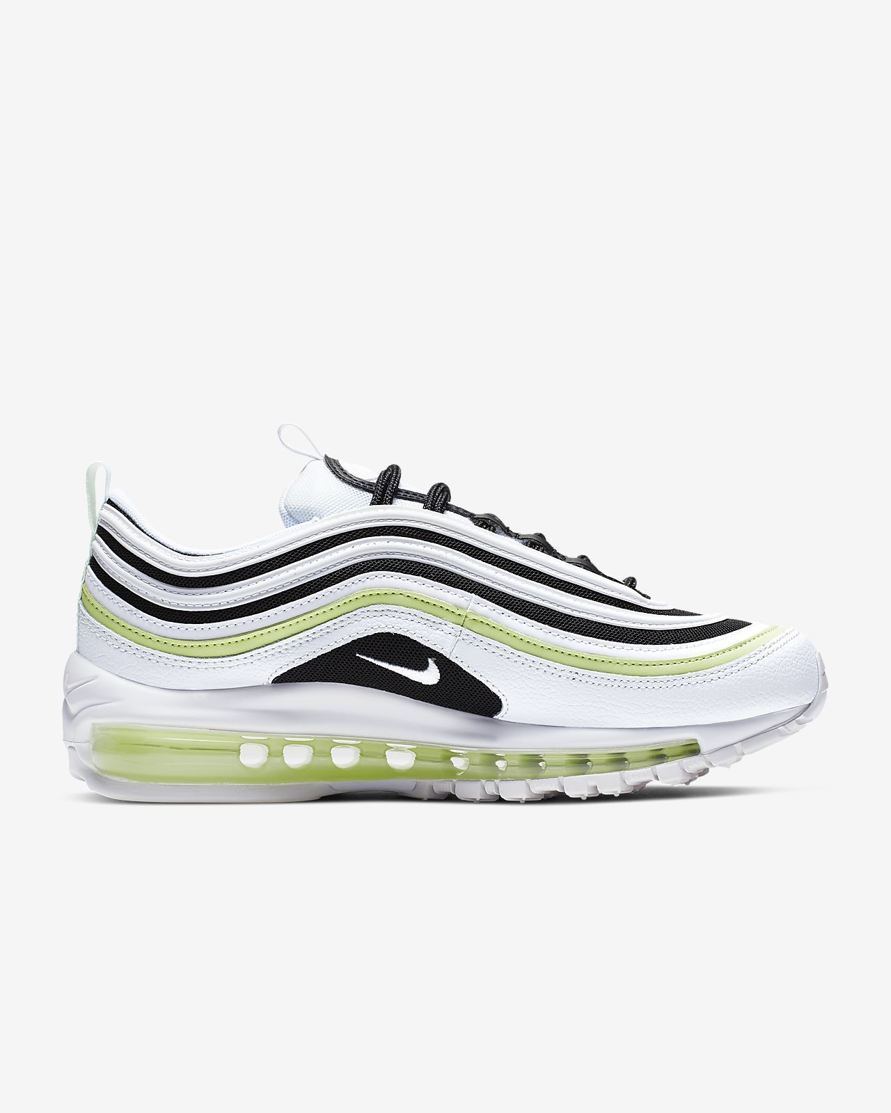 Nike Women's Air Max 97 (Black | White)