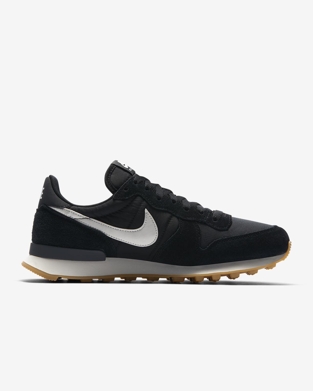 Designer Nike Internationalist 828407 021 Schwarz Sneakers