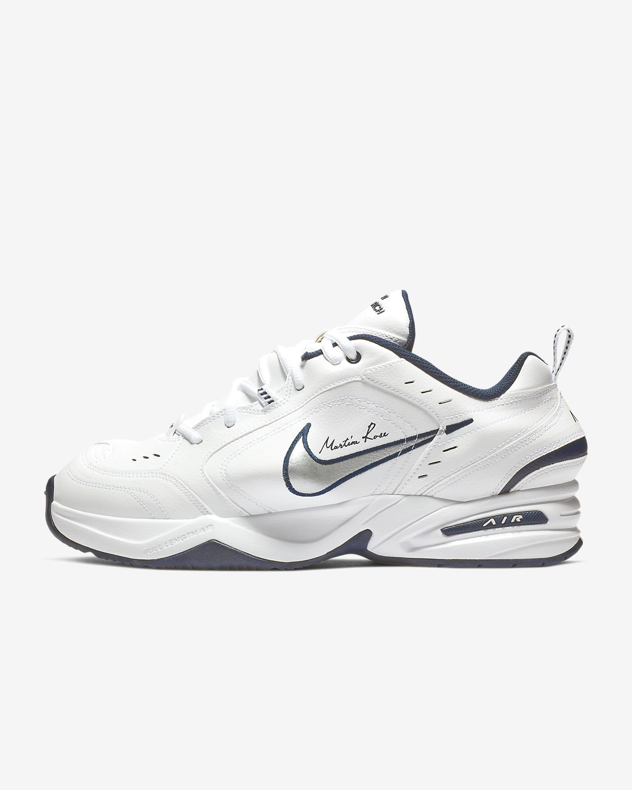 Nike x Martine Rose Air Monarch IV Shoe. Nike.com GB a36db4132