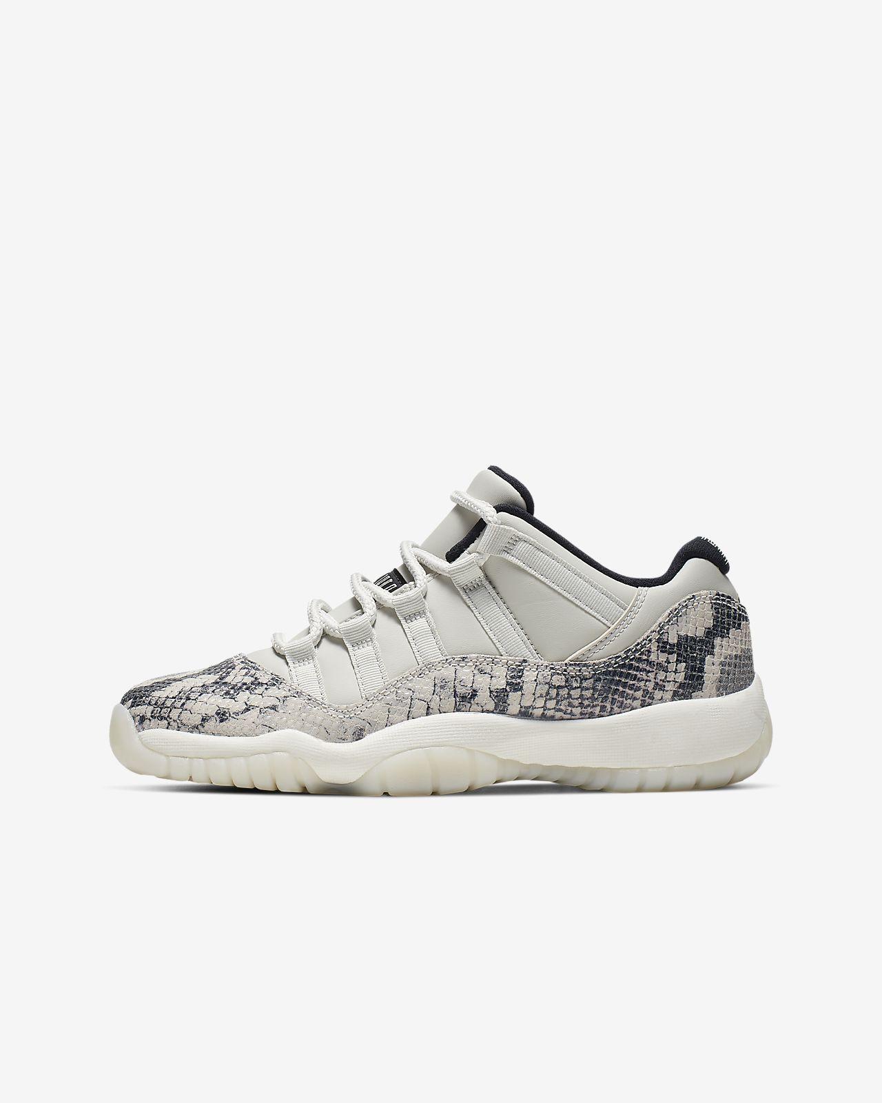22f26f8f97 Air Jordan 11 Retro Low LE Older Kids' Shoe