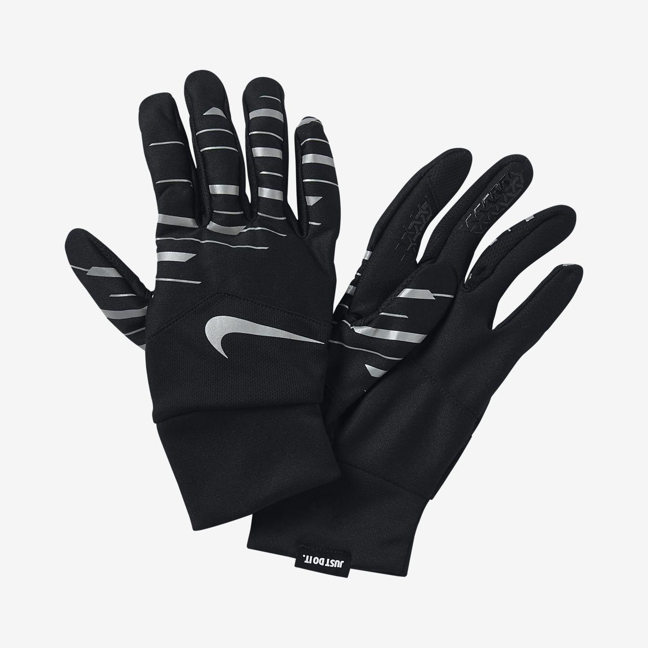 ... Nike Dri-FIT Tempo 360 Flash Run Printed Men's Running Gloves