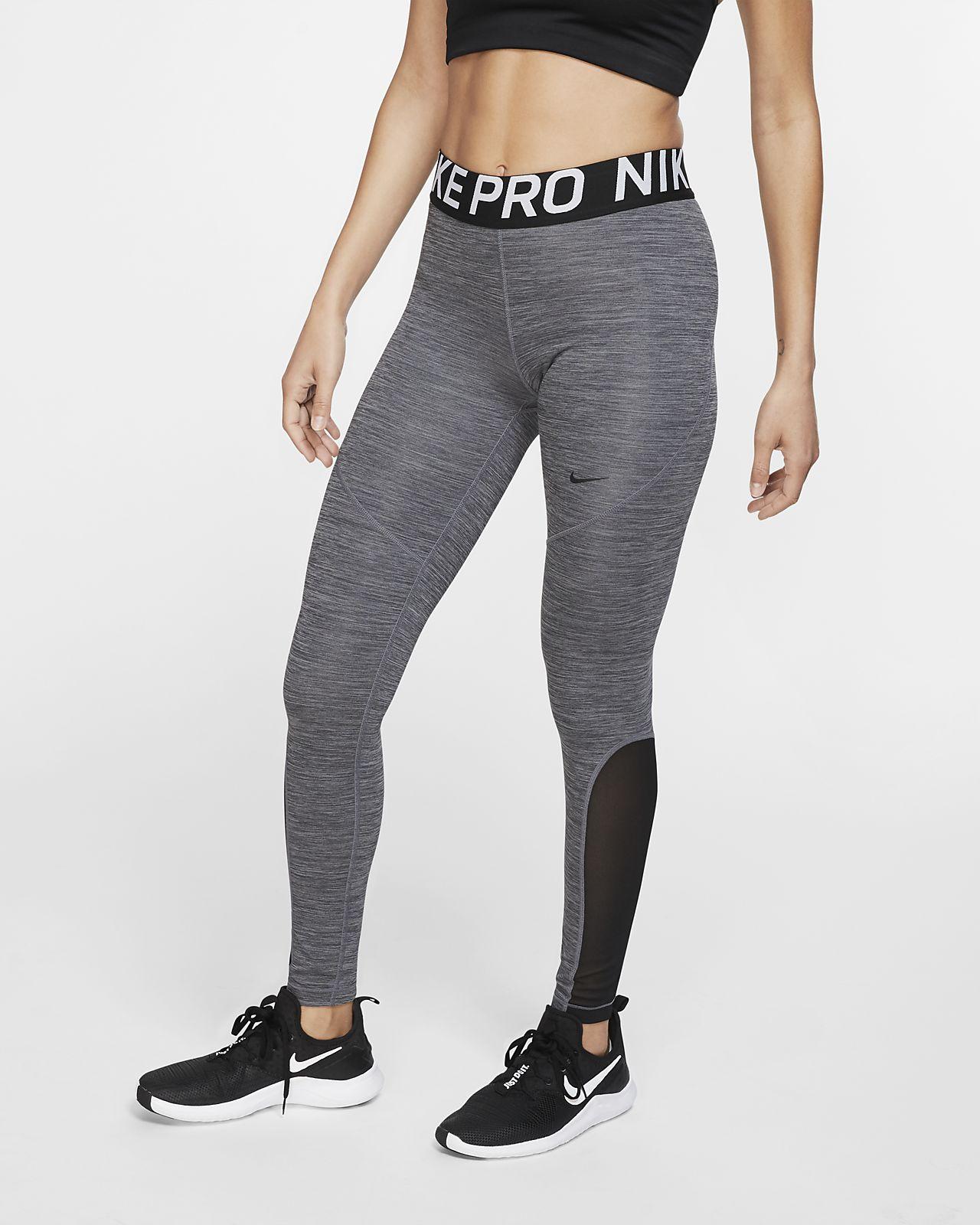 leggings nike pro donna