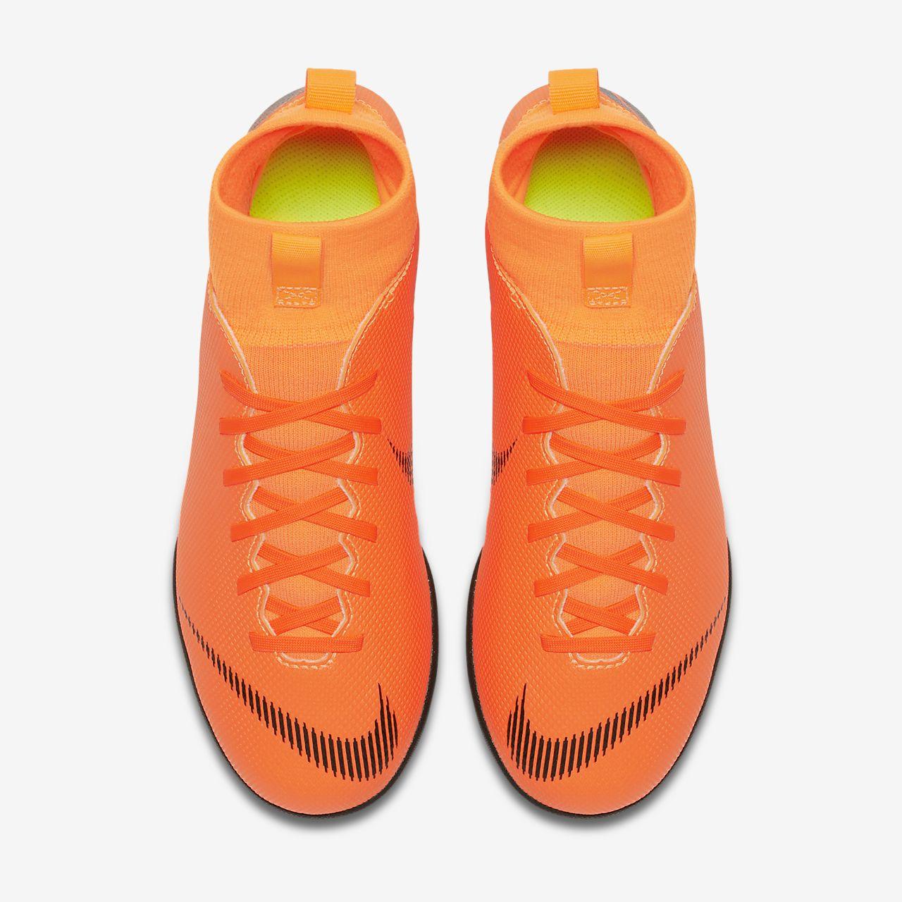 Nike superflyx 6 bambini maschiota maschiota maschiota verde scarpe on vendita 418699