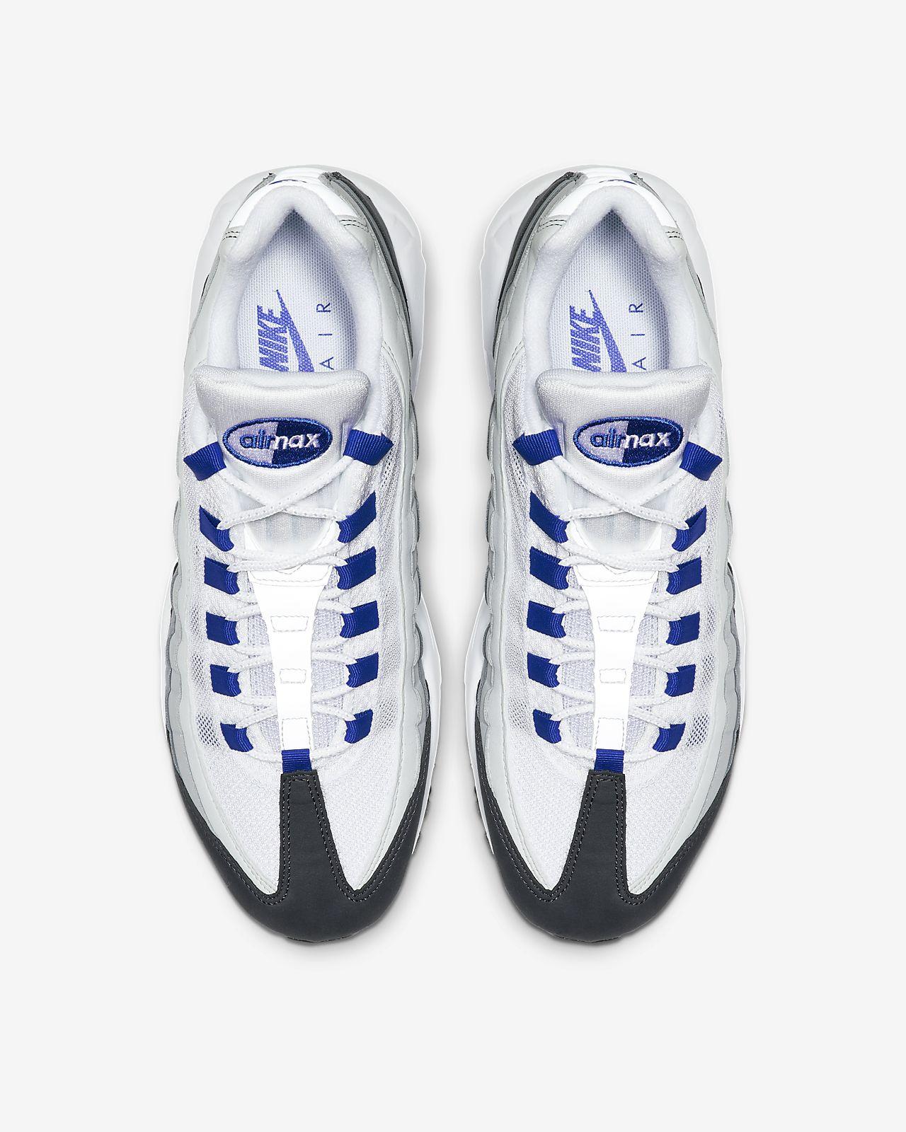 Nike Air Max 95 SC Weiß Blau CJ4595 100 |