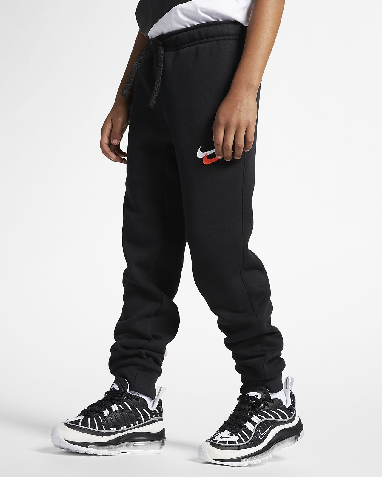 Nike Sportswear Club Fleece Big Kids' (Boys') Joggers