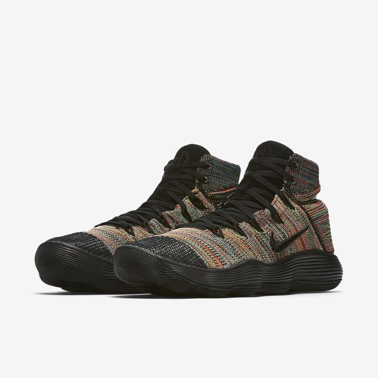 Nike React Hyperdunk 2017 Flyknit Basketball Shoe. Nike.com SG
