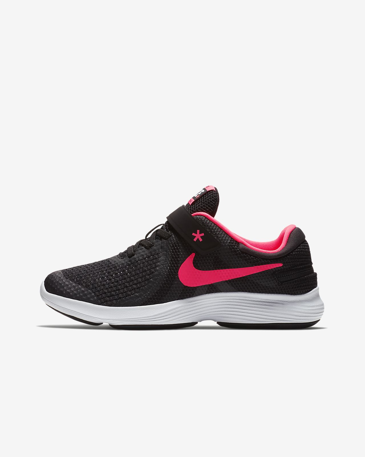 b1c764126041d Nike Revolution 4 FlyEase Big Kids  Running Shoe. Nike.com