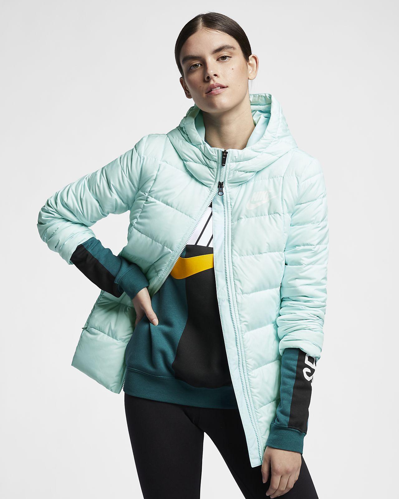 Nike Sportswear Femme Veste Pour Capuche Ch Down Fill À EfxZqO