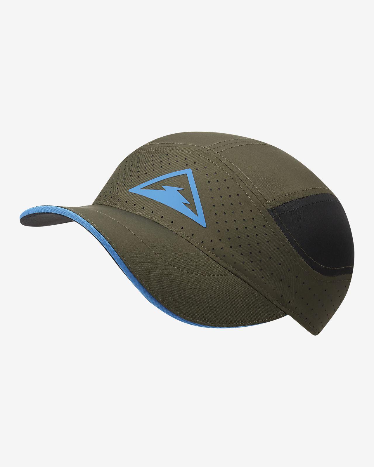 Běžecká kšiltovka Nike AeroBill Tailwind
