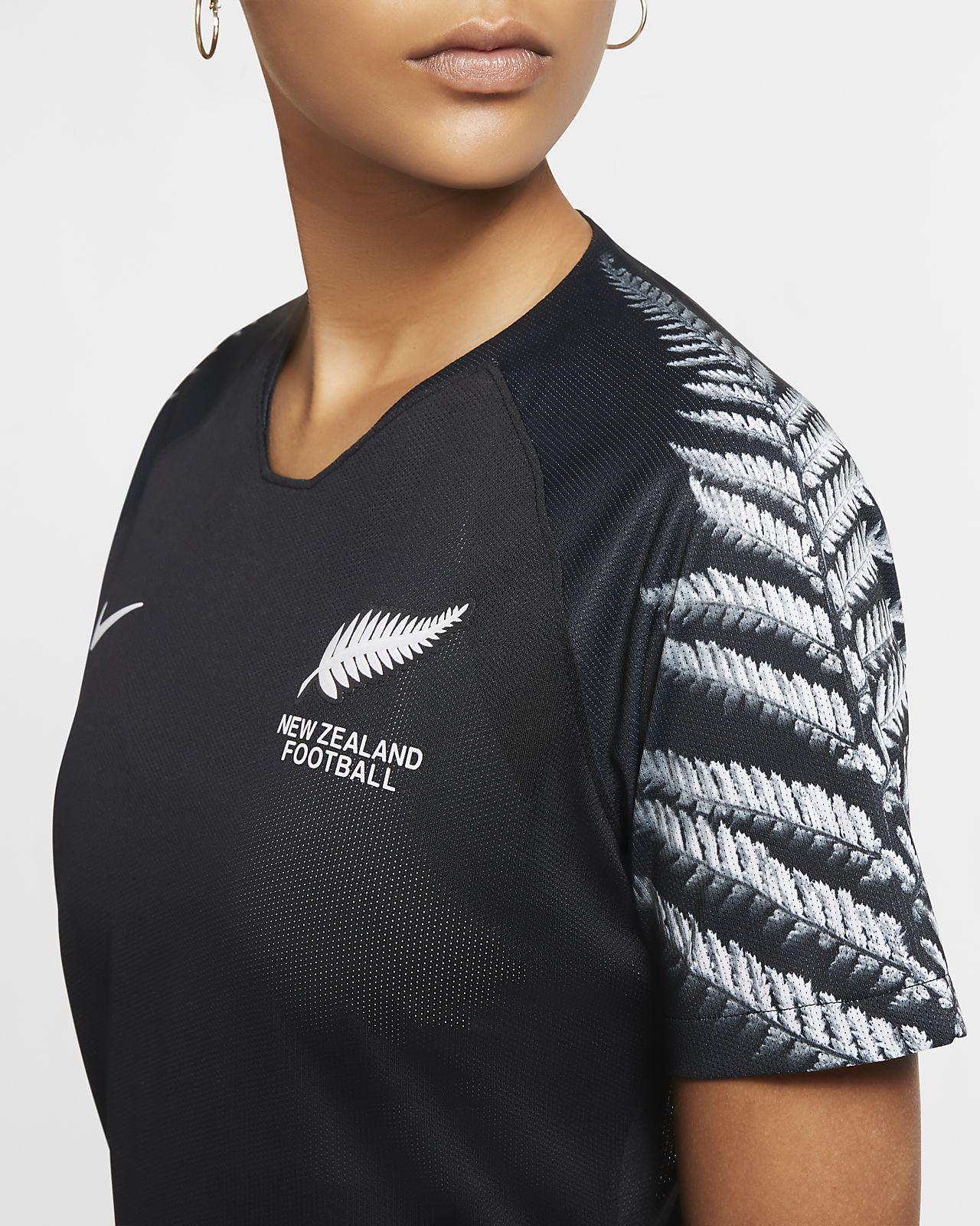 Neuseeland 2019 Away Damen Fußballtrikot