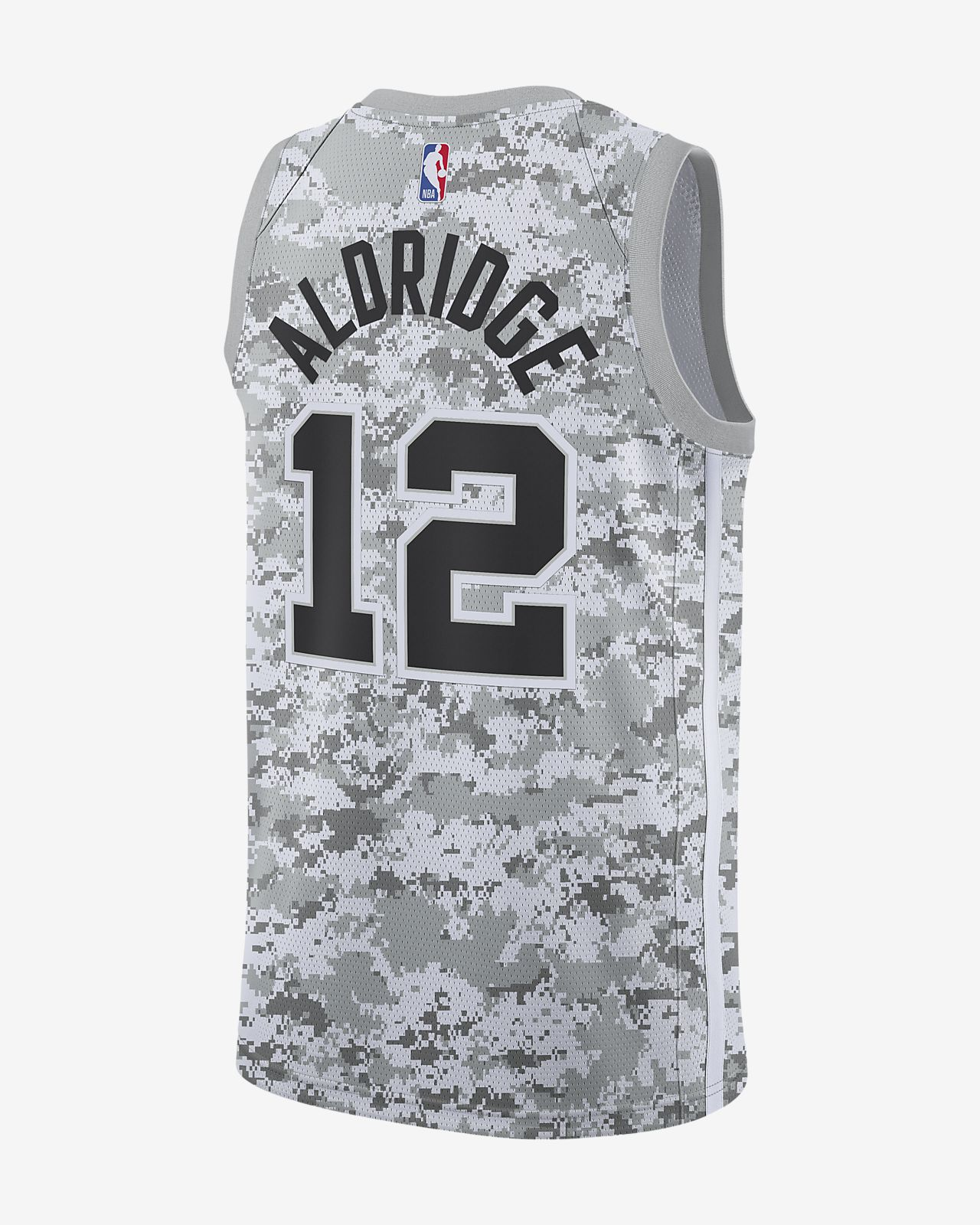 02455e851b42 ... LaMarcus Aldridge Earned City Edition Swingman (San Antonio Spurs) Men s  Nike NBA Connected Jersey