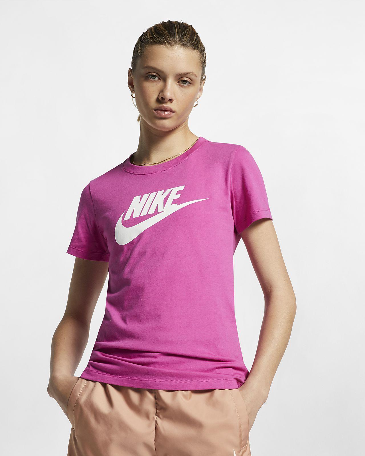 new style 2bd38 41640 ... Nike Sportswear Essential Women s T-Shirt