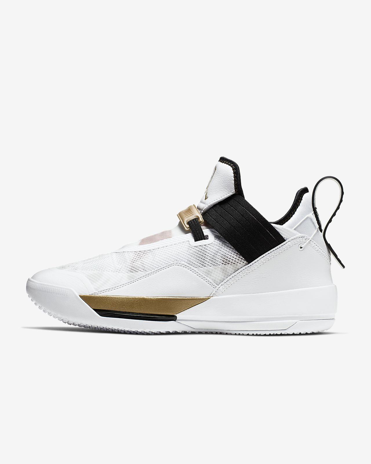 Air Jordan XXXIII SE FIBA PF 男子篮球鞋