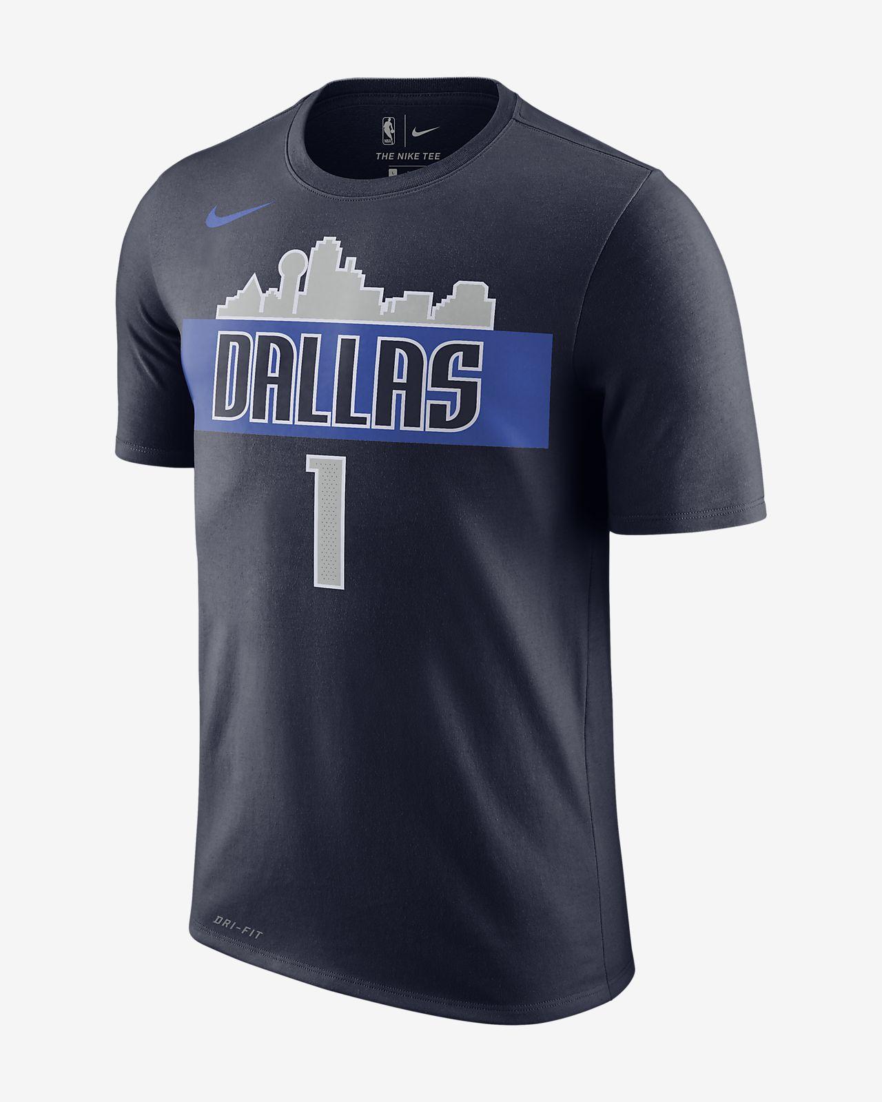 达拉斯独行侠队 Nike Dri-FIT 男子 NBA T恤