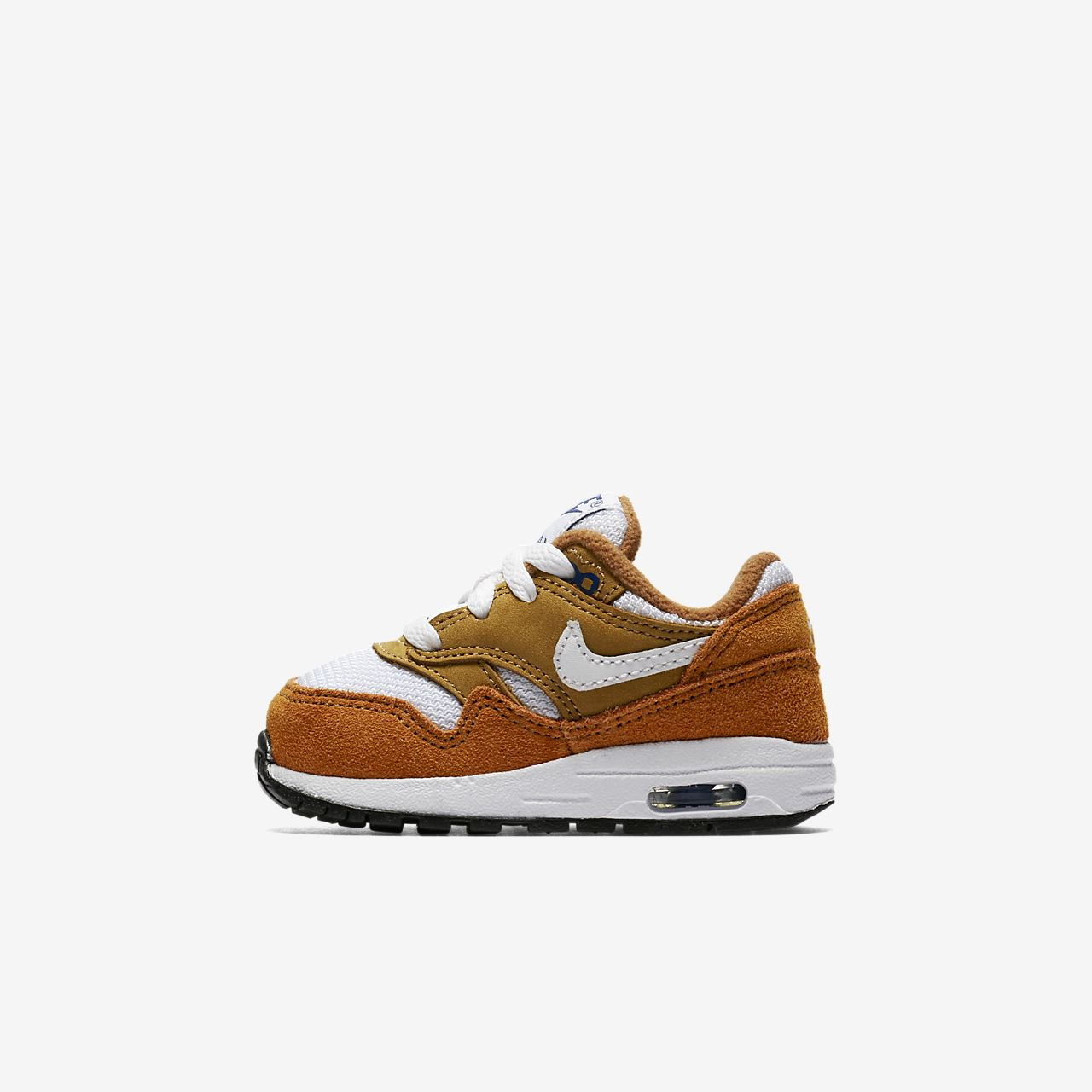 Nike Air Max 1 Premium Retro Baby  amp  Toddler Shoe. Nike.com MY 36690b234d