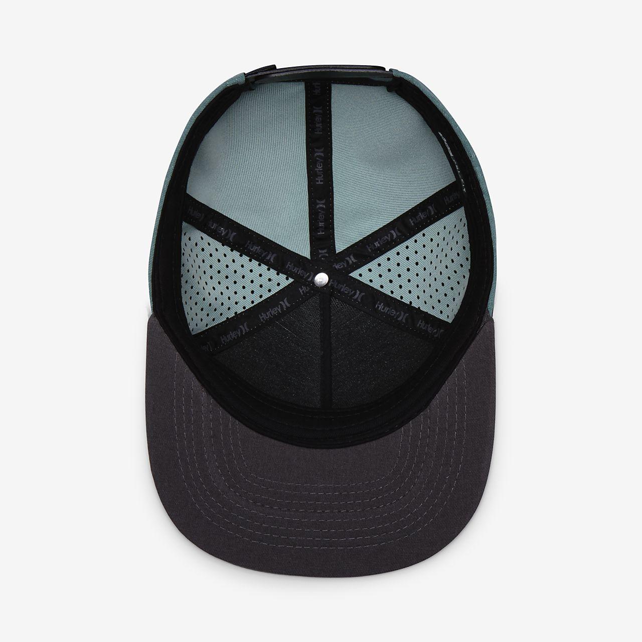 70c9407a7ca0b Gorro ajustable para hombre Hurley Dri-FIT Icon. Nike.com MX