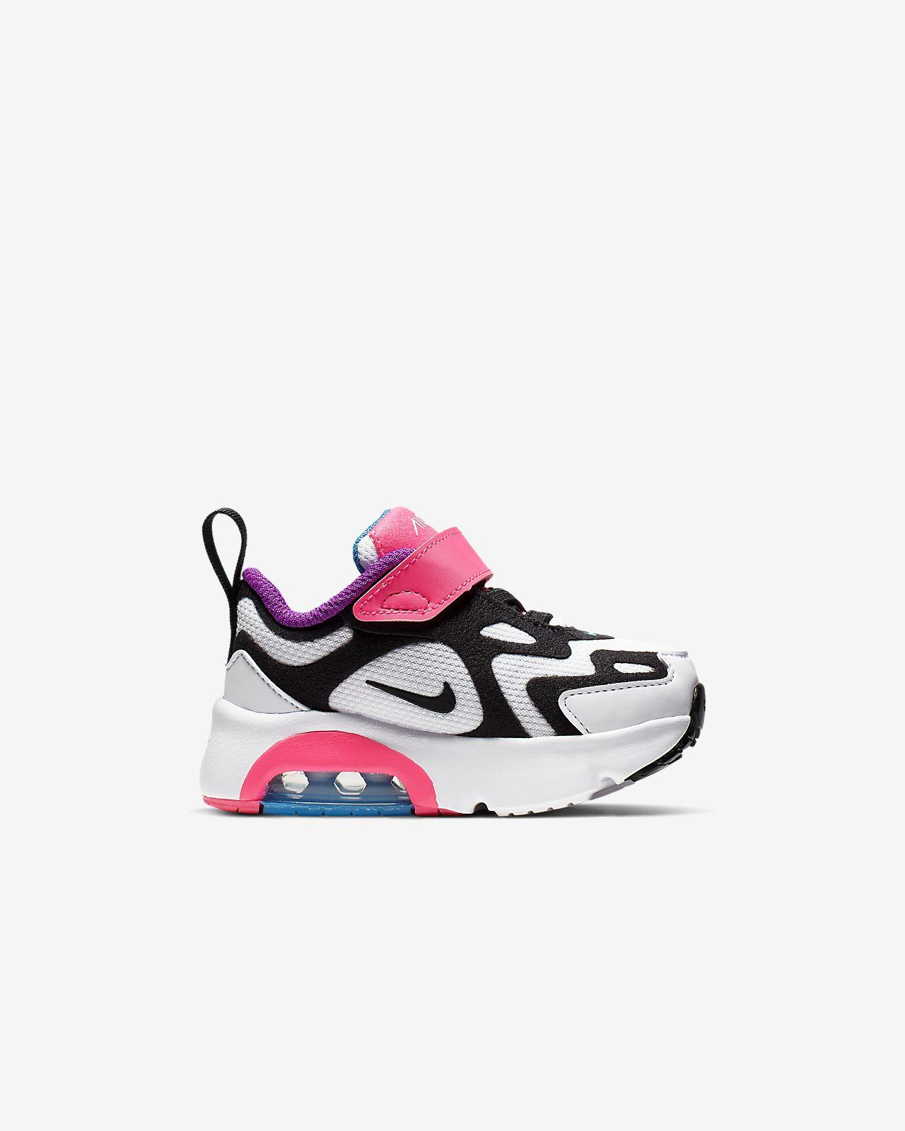 BABY MÄDCHEN • Nike Air Max • Schuhe Gr. 22 schwarz Pink