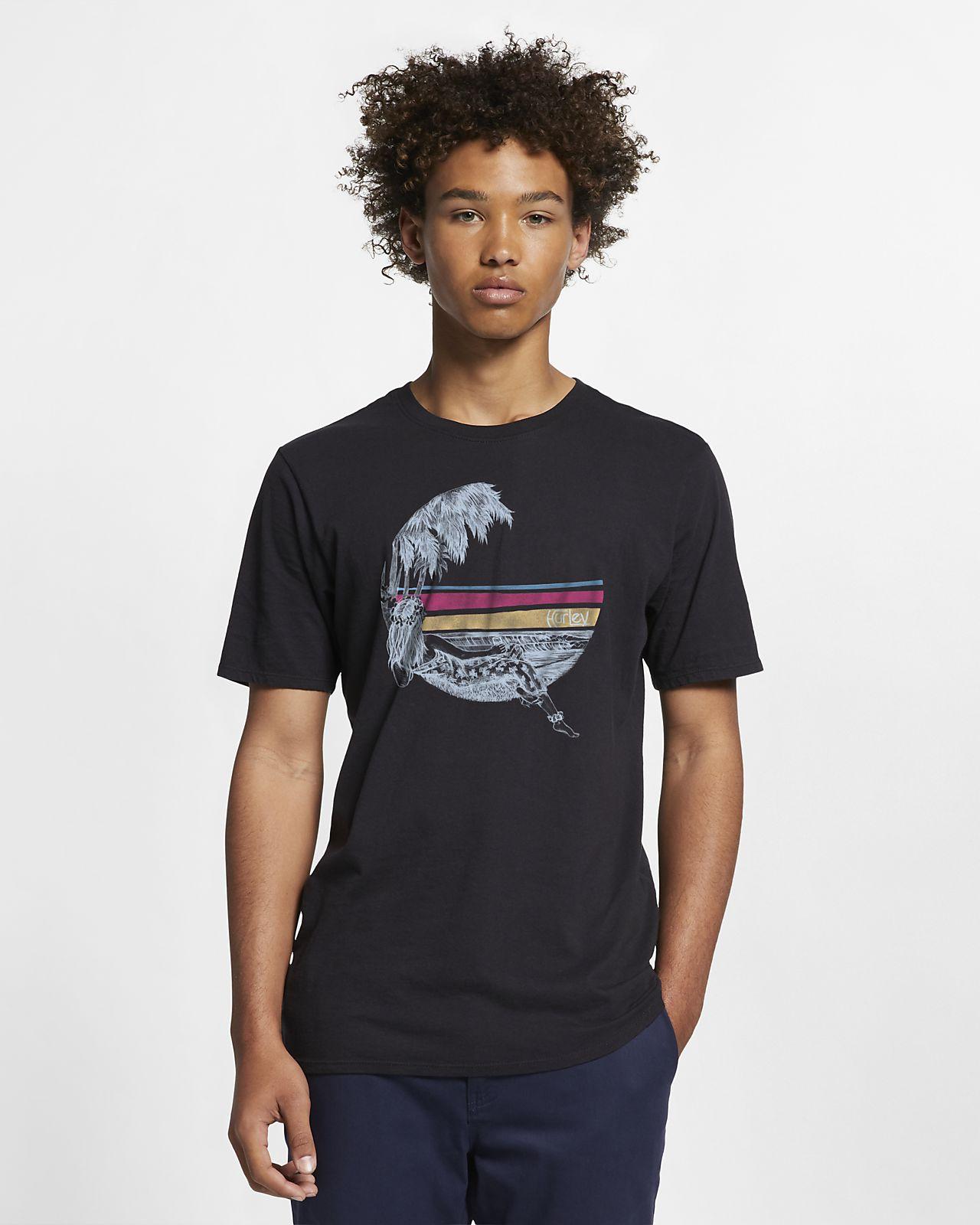 Hurley Lost in Bali Men's T-Shirt
