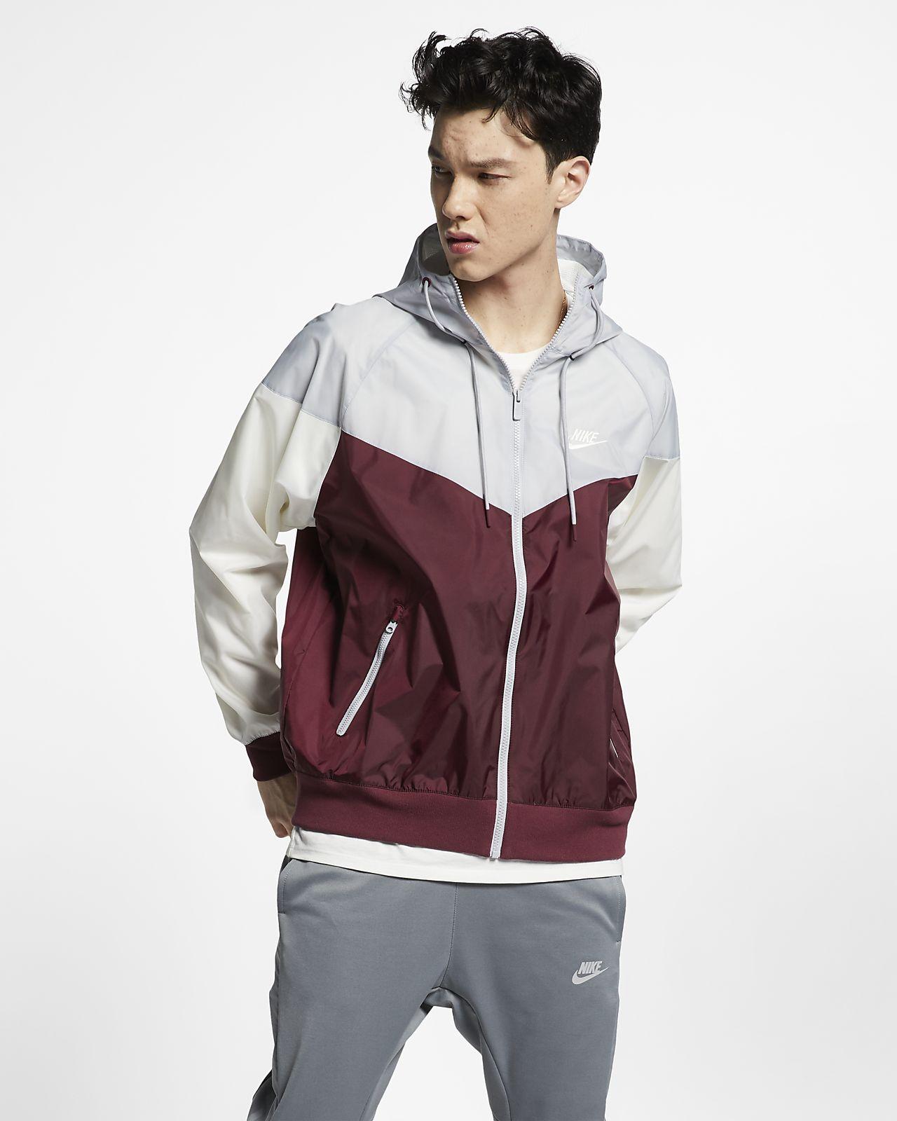 Vent Nike Coupe À Pour Homme Sportswear Capuche Fr Windrunner Xqixya VqSMUzp