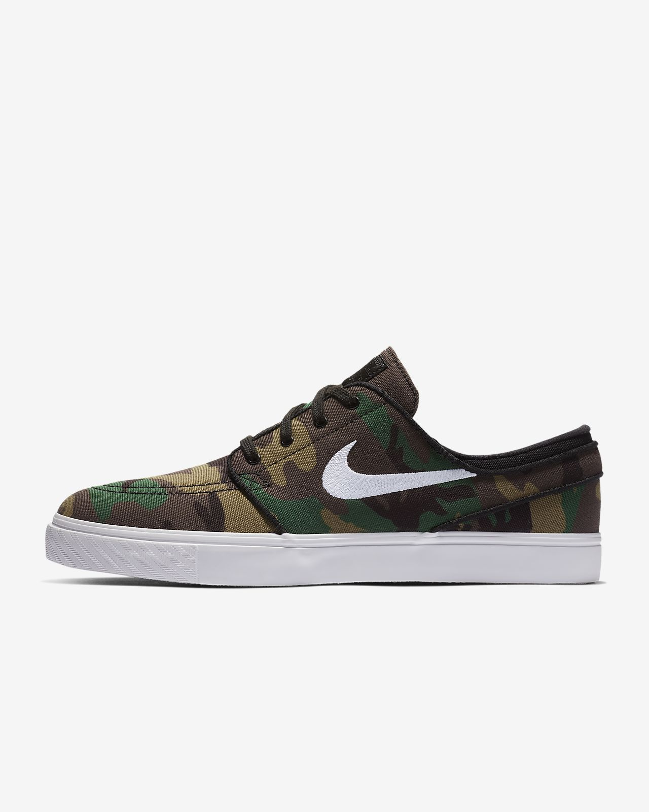 the best attitude 28a21 fd1bb ... Nike SB Zoom Stefan Janoski Canvas Herren-Skateboardschuh