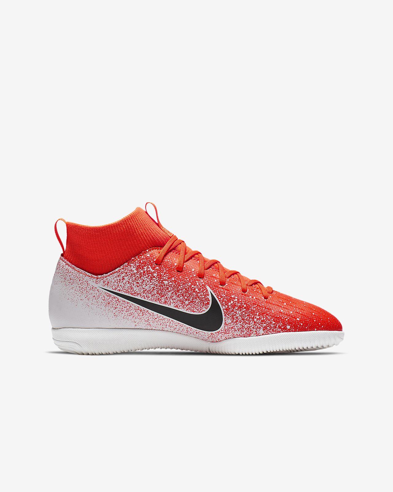 official photos 86c70 b02a9 ... Nike Jr. SuperflyX 6 Academy IC-fodboldstøvle til små/store børn til  indendørs
