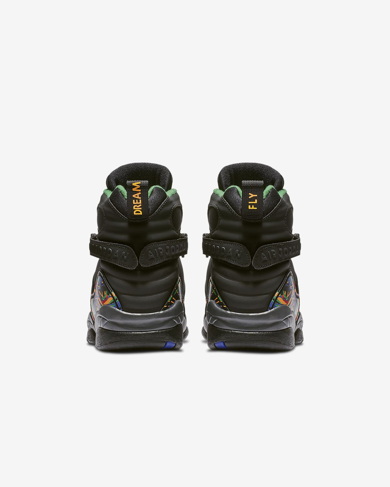 ee1255a9095b Air Jordan Retro 8 Big Kids  Shoe. Nike.com