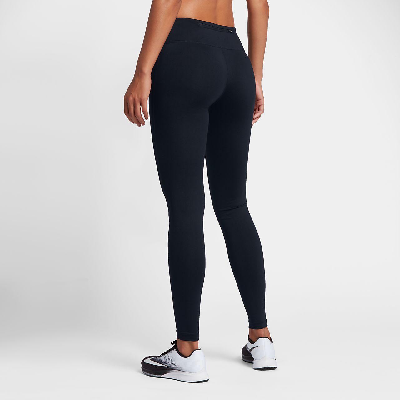 e538cf12297c Nike Essential Women s Mid-Rise Running Tights. Nike.com GB