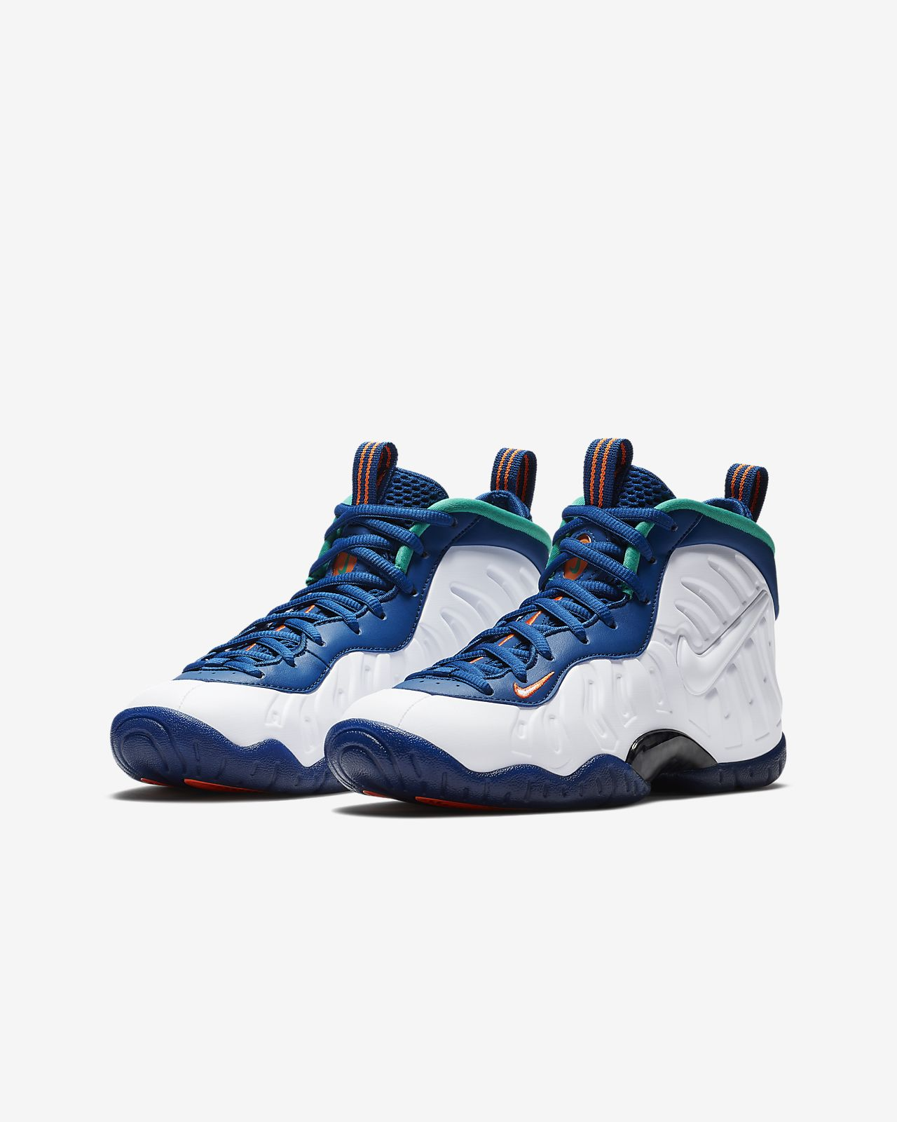 ... Nike Little Posite Pro Big Kids' Shoe