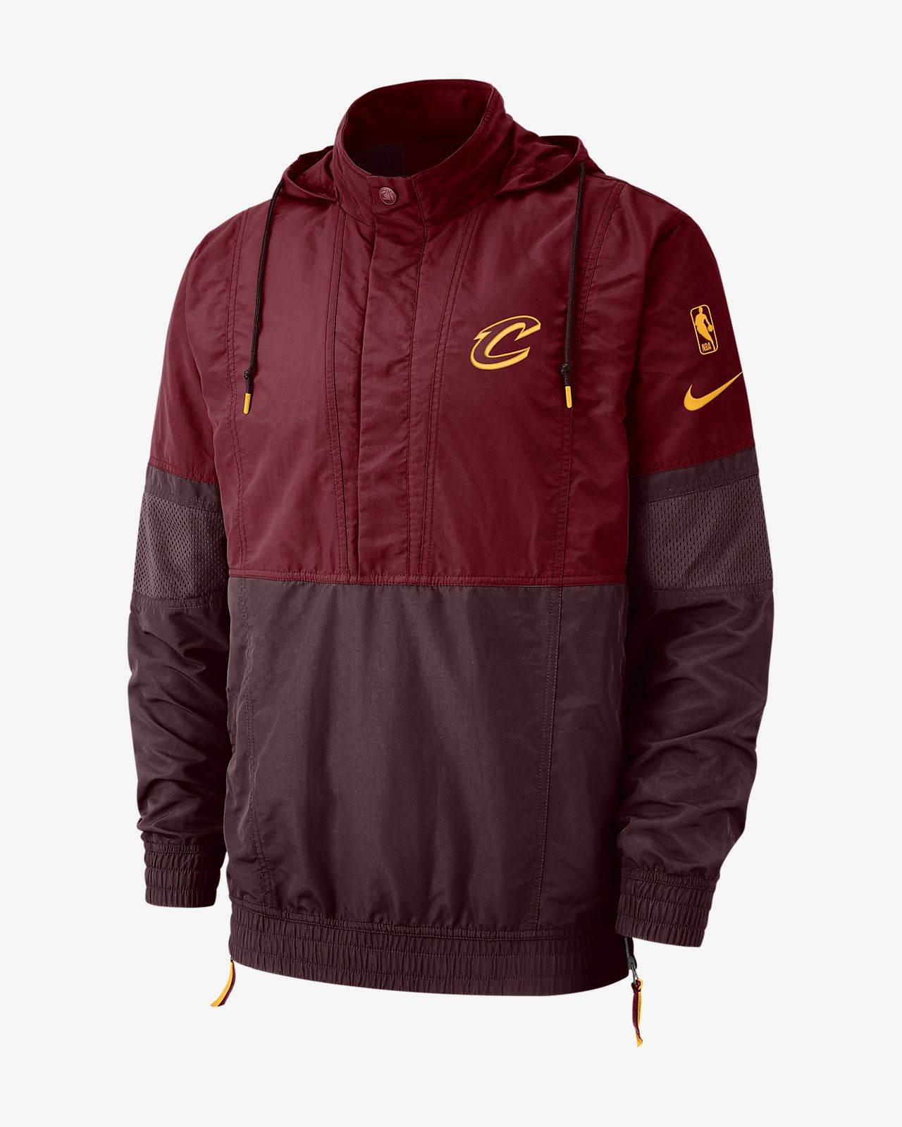 a45a4cff7 Cleveland Cavaliers Nike Courtside Men s Hooded NBA Jacket. Nike.com GB