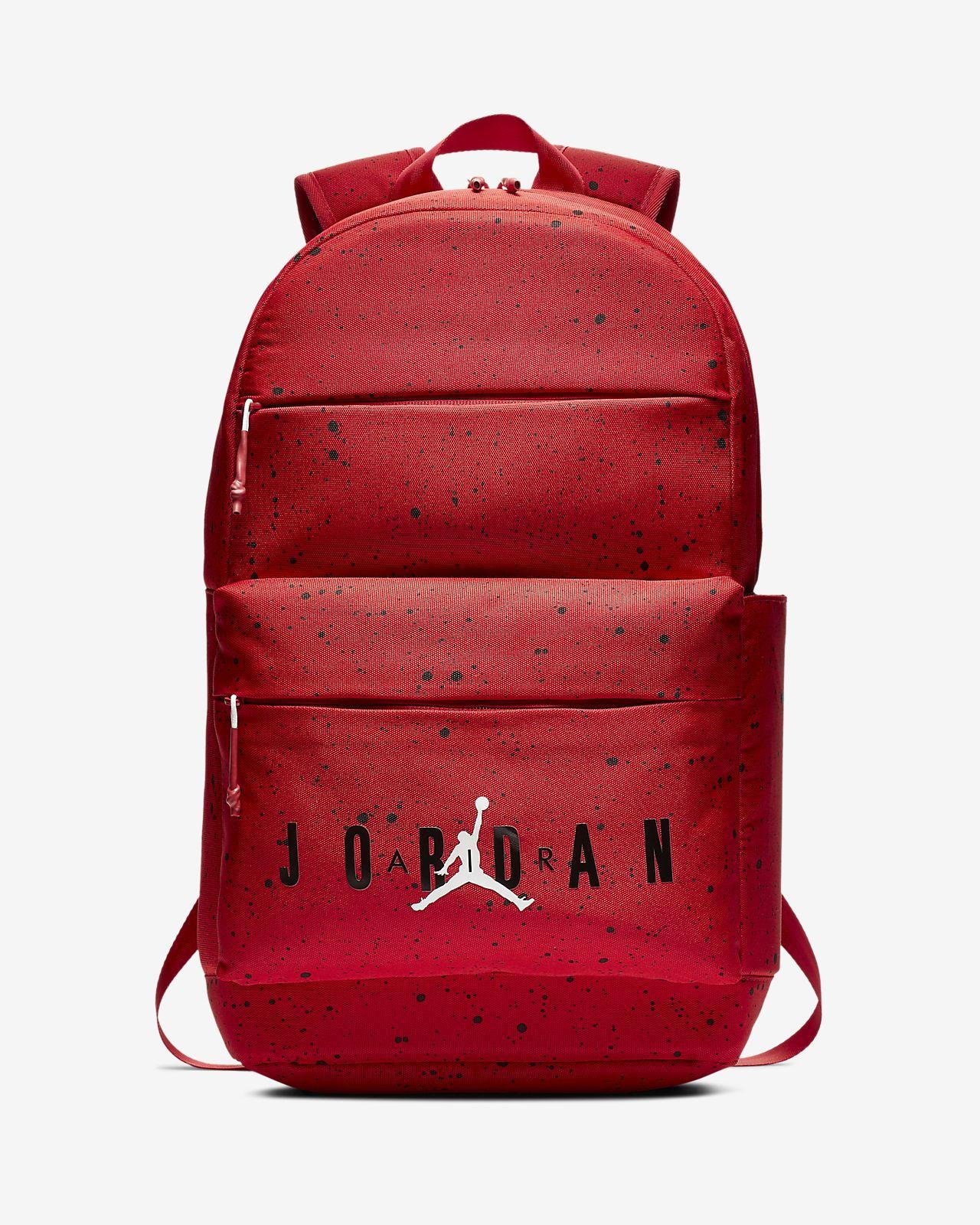 Air Jordan Splatter Backpack