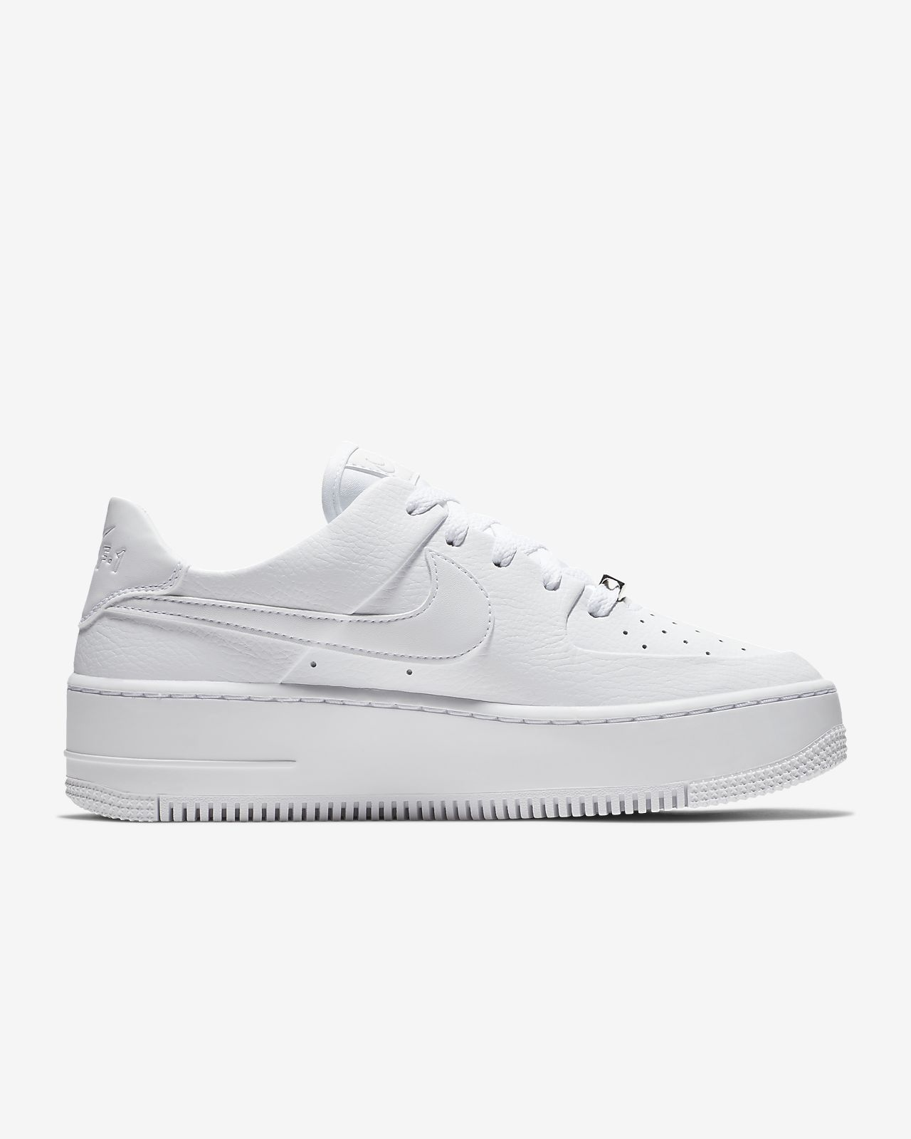 air force 1 sage low donna bianca