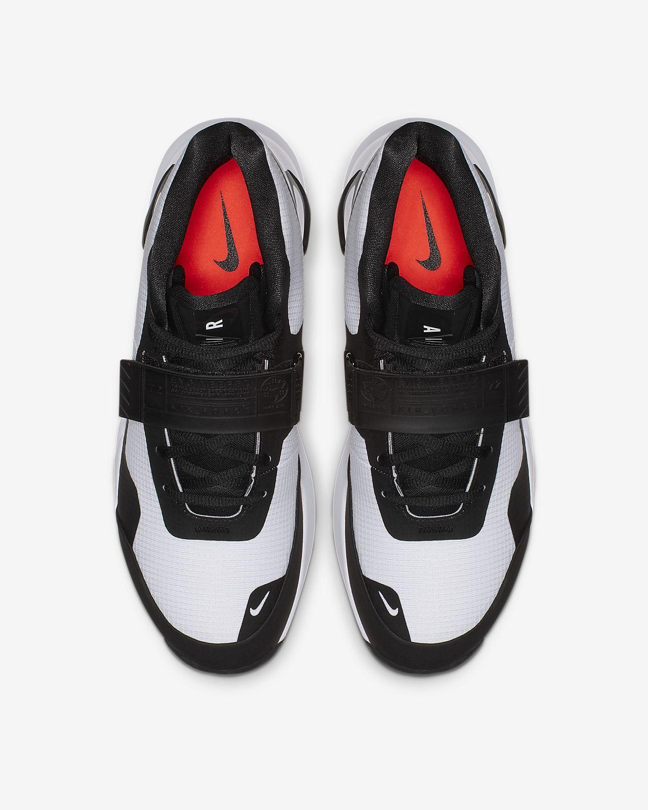 75547a1378c3 Nike Air Force Max Basketball Shoe. Nike.com