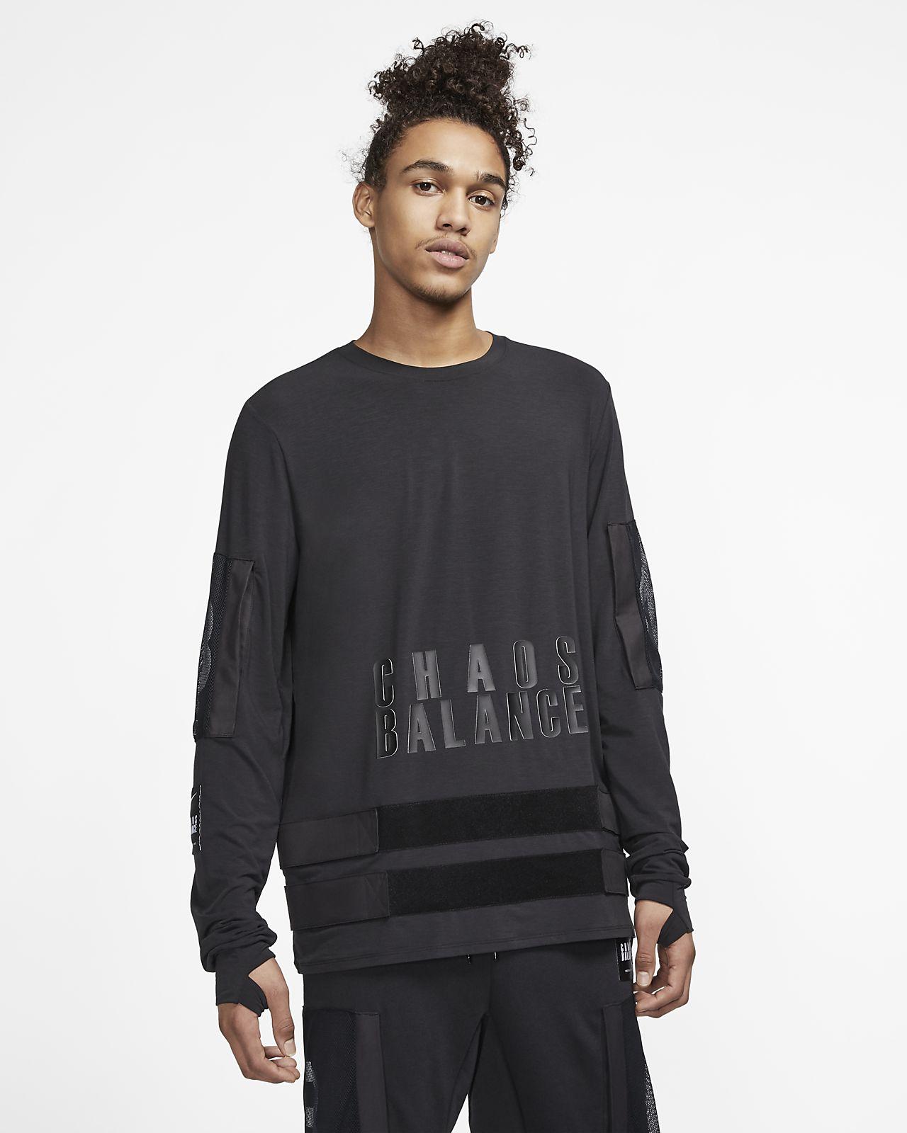 Nike x Undercover Men's Long-Sleeve Top