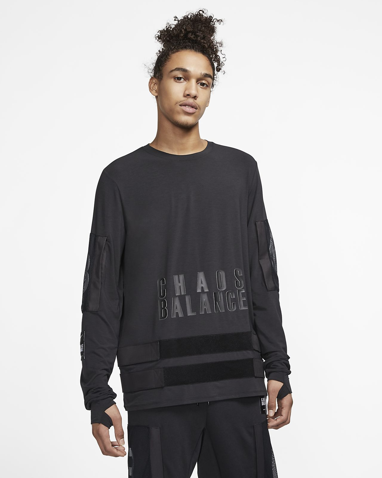 Nike x Undercover Men's Long-Sleeve Top