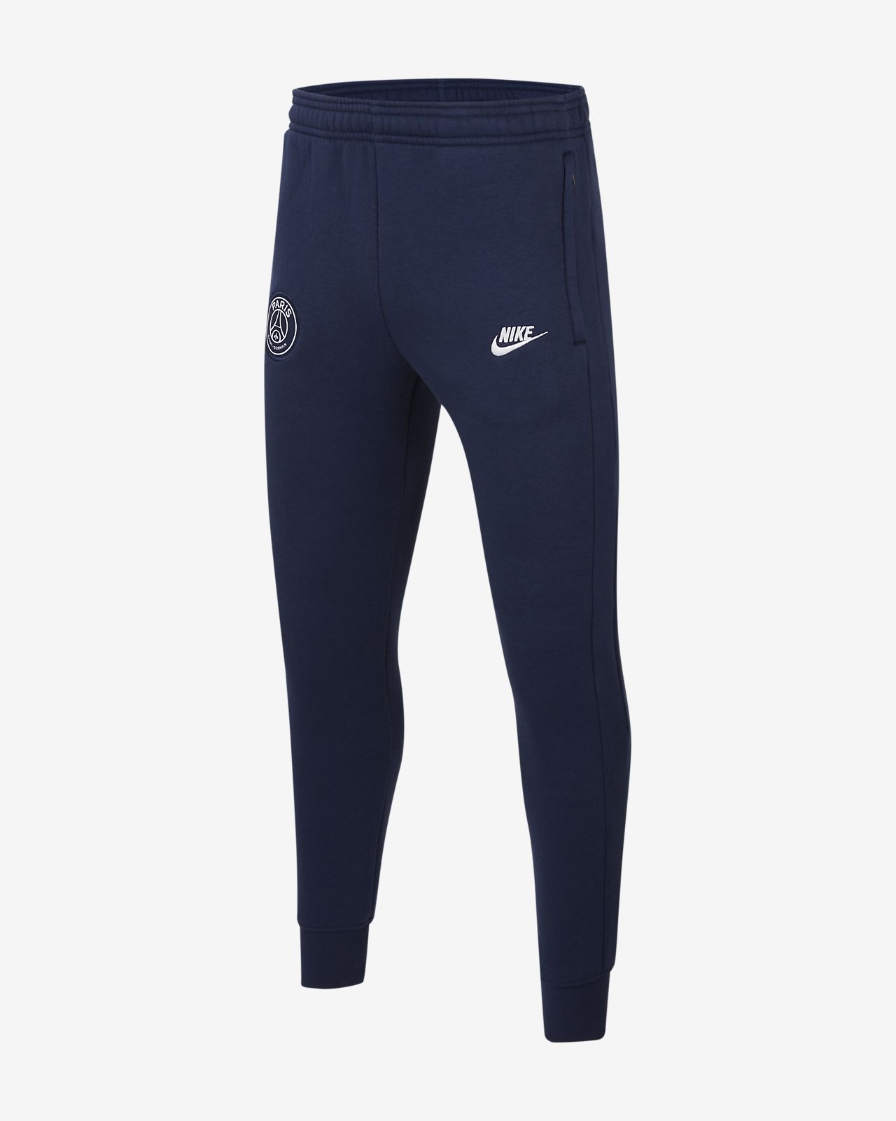 Paris Saint-Germain Pantalons de teixit Fleece - Nen/a