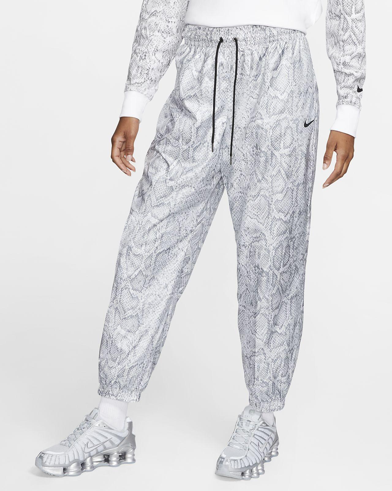Dámské tkané kalhoty Nike Sportswear