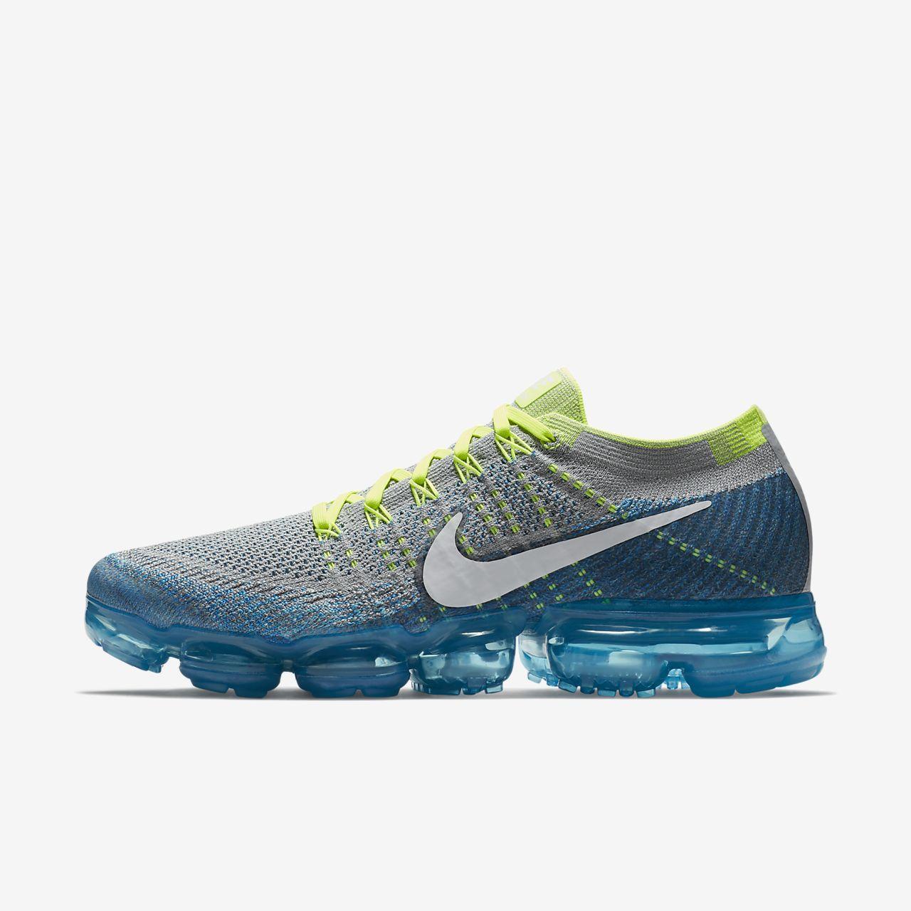 Nike Air VaporMax Flyknit 男子运动鞋