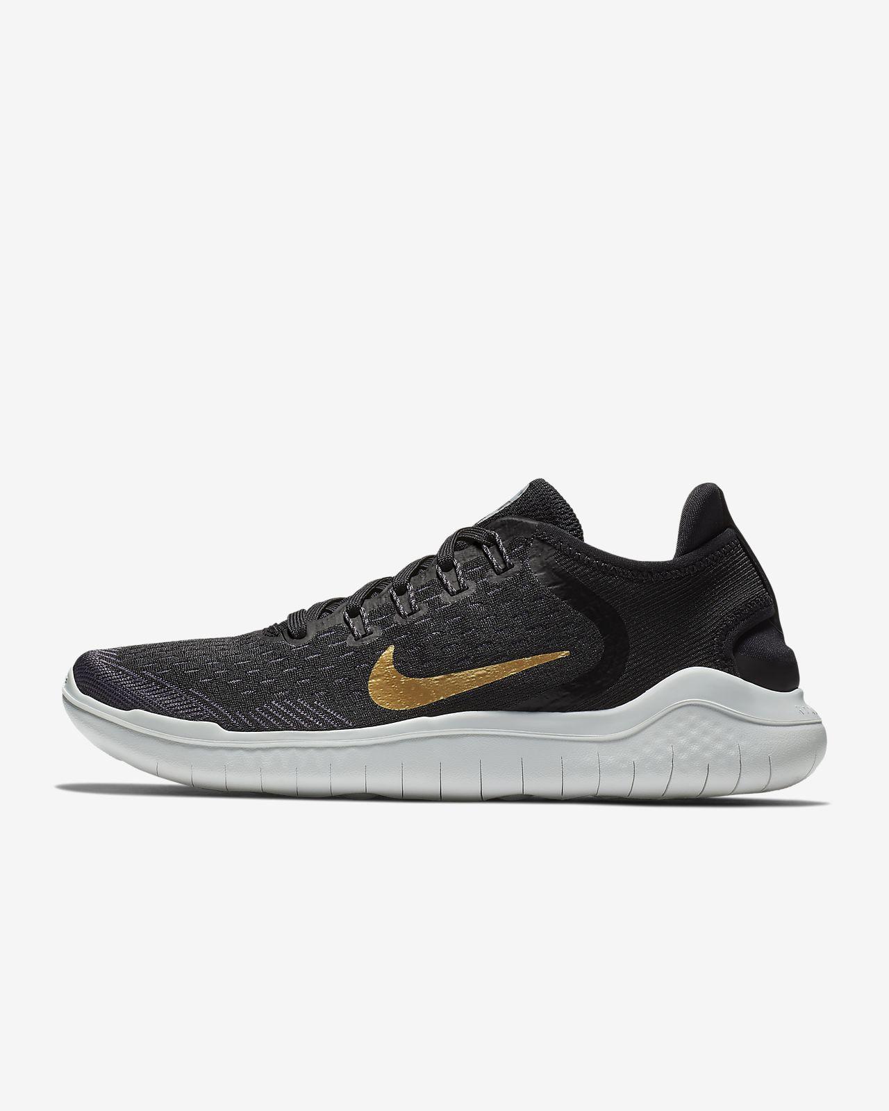 nike sko hvite salg, Nike Free Run+ 2 Kvinder Pink Grå Hvid