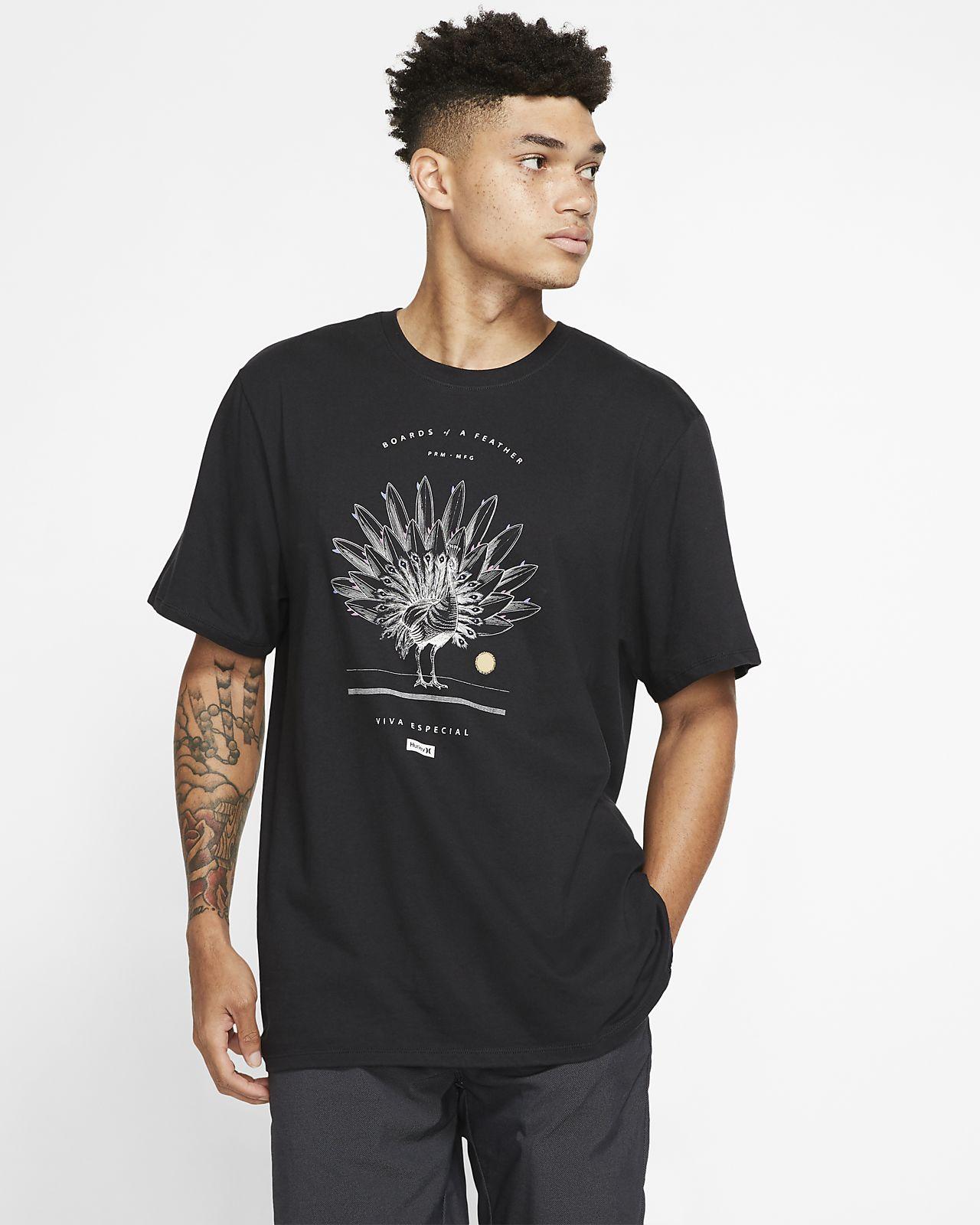 Ανδρικό T-Shirt Hurley Premium Boards of a Feather
