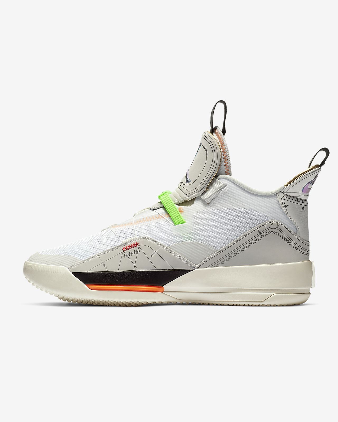 Basketbalová bota Air Jordan XXXIII