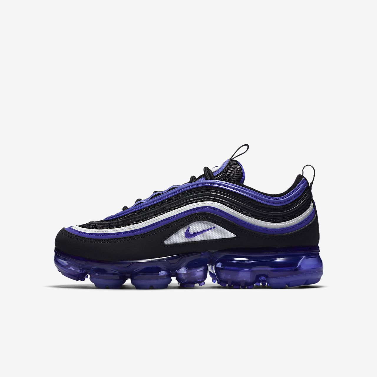 8878c192ecae2a Nike Air VaporMax 97 Big Kids  Shoe. Nike.com